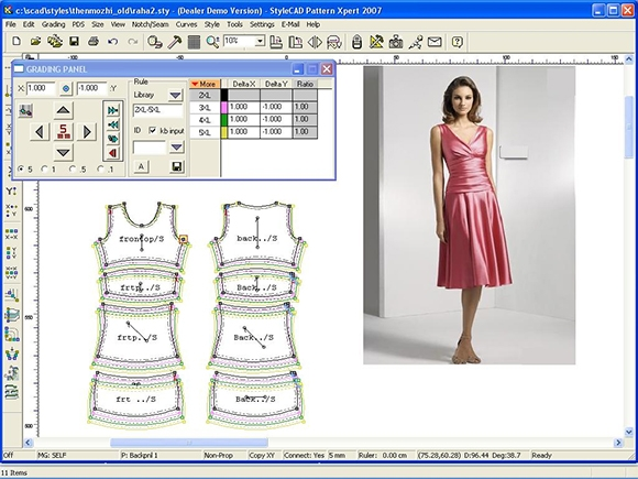 Free Fashion Design Software Digitalconcepts